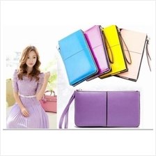 Crossbody Wallet With Hand Strap