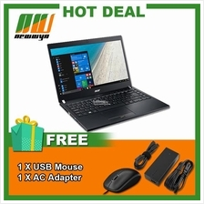 Acer TravelMate P648-G3-M-722S, 14 FHD Ultrabook Notebook - BLACK