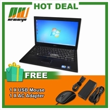 [Refurbished] Dell Latitude E6410 Core i5-M560@2.67GHz, 4GB RAM,250GB