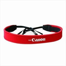 Neoprene Soft Shoulder Neck Strap for CANON DSLR Camera
