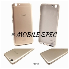 Vivo Y53 2017 Flexible Silicone Carbon Soft Cover Color Case