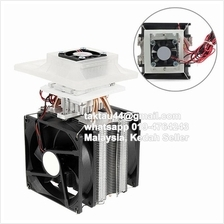 12V Thermoelectric Peltier Refrigeration Cooling Cooler Fan System