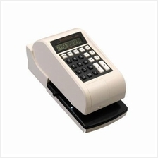 3 Currencies Cheque Writter (Made in Taiwan)