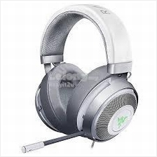 RAZER KRAKEN 7.1 V2 MERCURY OVAL GAMING HEADSET