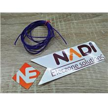 Purple 2 Meter Multicore Copper Wire AWG-24