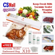 Fresh pack Pro Vacuum Food Sealer Fresh Maintaining Packing Machine