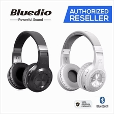 Bluedio Hurricane H-Turbine Bluetooth 4.1 Wireless Stereo Headphones