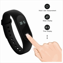 Original XIAOMI Mi Band 2 Heart Beat Touch Screen OLED Display MiBand