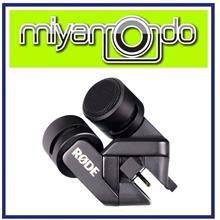 Rode i-XY Stereo Microphone for Apple iPhone iPad