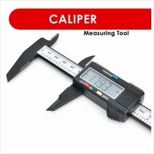 Digital Caliper Vernier LCD 150mm (0.1m) Carbon Fiber