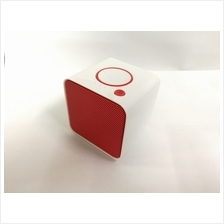 IHOME BLUETOOTH RECHARGEABLE MINI SPEAKER CUBE [CLEARANCE]