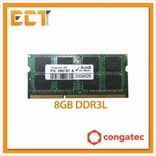Congatec AG 8GB DDR3L-12800S 1600Mhz Low Voltage Notebook Memory Ram