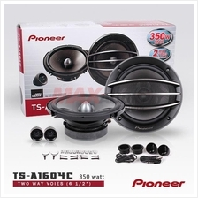 PIONEER TS-A1604C 6.5 2-Way 700W Component Speaker