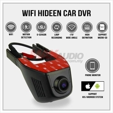 IFOUND Full HD 1080P 170 View Car Hidden Wifi Dash Camera DVR (V-VOX)