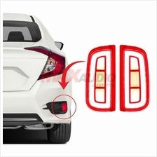 HONDA CIVIC FC 2016-18 Rear Bumper Reflector LED Warning Brake Light