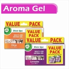 Air Wick Aroma Gel Stick Ups Twin Pack (Citrus/Lavender))