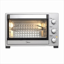 Midea Oven Toaster MEO-32Z25 (32L) Multi Heating and Timer Function