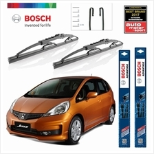 Bosch Advantage Set Honda Jazz 2012- (SIZE: 26 inch + 14 inch) - 3397010426)