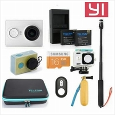 (Genuine) XiaoMi XiaoYi Yi Sports Action Camera Full HD Video Recorder