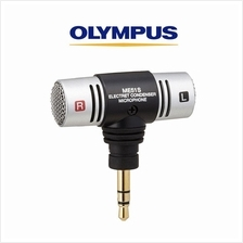 Olympus ME-51S Stereo Microphone 3.3' Cord & Tiepin-Clip - Recording