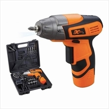 Power Tools Wireless Portable Drill With LED Light Set (45 tools)