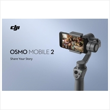 DJI OSMO MOBILE 2 Smart Phone video stabilizer - ready stock