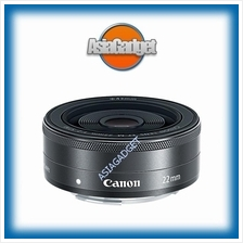 NEW Canon EF-M 22mm F2.0 STM