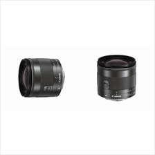 NEW CANON EF-M 11-22mm f/4-5.6 IS STM