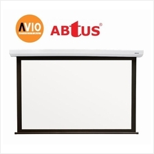 Abtus KMC66 70 x 70 ( 6 x 6 feet ) Projector Motorized Screen