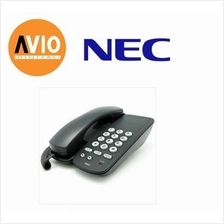 NEC AT-40(B) Single Line Telephone Black
