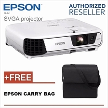 EPSON EB-S41 SVGA 3300ANSI/10,000 Hours Lamp Life 3LCD Projector