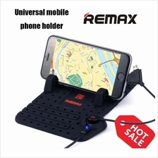 (Original) REMAX Car Holder with 2 in 1 Magnetic usb cable Rotating