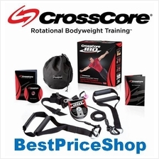 CrossCore 180 Rotational Bodyweight Training TRX Gym Muscle Fitness