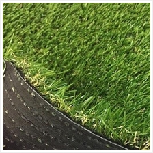 PREMIUM QUALITY 25MM ARTIFICIAL GRASS FAKE SYNTHETIC GRASS (1 M X 1 M)