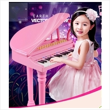 Little Music Keyboard Electric Piano With Microphone Baby Toys Chilren