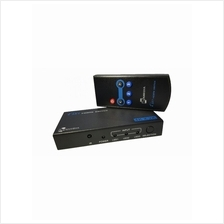 KAMEHA HDMI 3 IN TO 1 OUT PORT WITH REMOTE SWITCH (KA017)