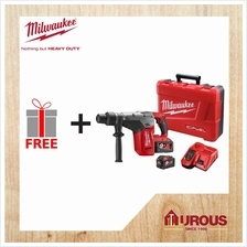 MILWAUKEE M18 FUEL SDS MAX COMBINATION HAMMER M18 CHM-902C