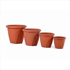 BABA ARCH POT BI-AR-280 COTTA COLOR FLOWERS PLANTS PASU