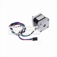 CNC 3D Printer Nema17 17HS4401 4 Lead 42 Stepper Motor - Free Cable