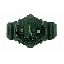 Bum Men Ana-Digi Watch 100 Meters BUB92804