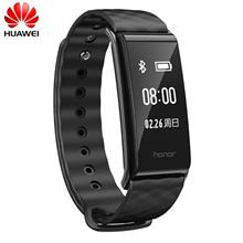 Huawei Honor A2 Heart Rate Monitor Fitness Tracker Smart Band - Black