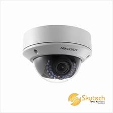 HIK VISION 4MP WDR Vari-focal Dome Network Camera (DS-2CD2742FWD-I)