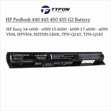 HP ProBook 440 445 450 455 G2 Envy 14 15 17 Compatible Laptop Battery