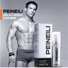 Peineili Men Delay Sex Play Spray 15ml Spray Tahan lama Lelaki