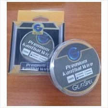 100 ft Gauge AWG Premium Kanthal Round Wire 26AWG