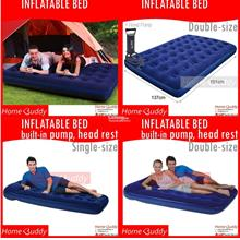 Inflatable Bed /Air Mattress <Ready Stocks>