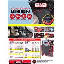 Perodua Alza EVA Customized Odor-Free Anti-Bacterial Car Floor Mats W