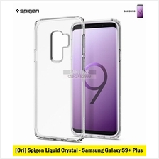 [Ori] Spigen Liquid Crystal Series for Samsung Galaxy S9 Plus (Clear)