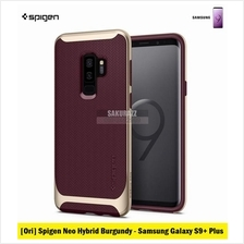 [Ori] Spigen Neo Hybrid Series for Samsung Galaxy S9 Plus (Burgundy)