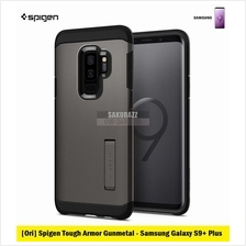 [Ori] Spigen Tough Armor Series for Samsung Galaxy S9 Plus (Gunmetal)